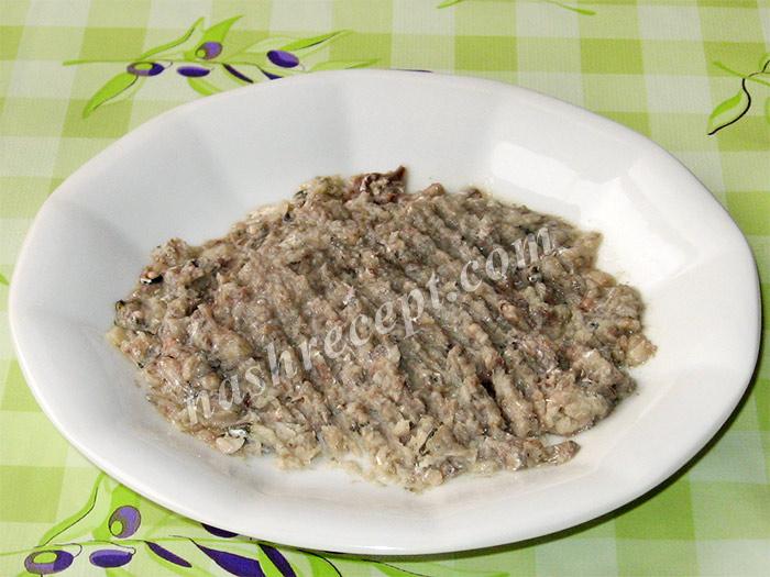 """анчоусы для соуса """"Цезарь"""" - anchousy dlya sousa caesar"""