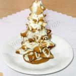 Рождественские медовые пряники «Ёлочка»