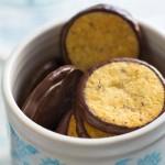 Печенье «Шоколадные дукаты» с орехами
