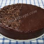 """шоколадный торт """"Захер"""" - shokoladnyi tort zaher"""