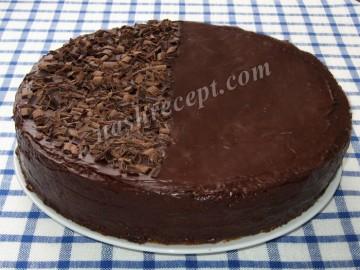 венский торт Захер - venskiy tort Sacher