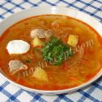 Крестьянский суп