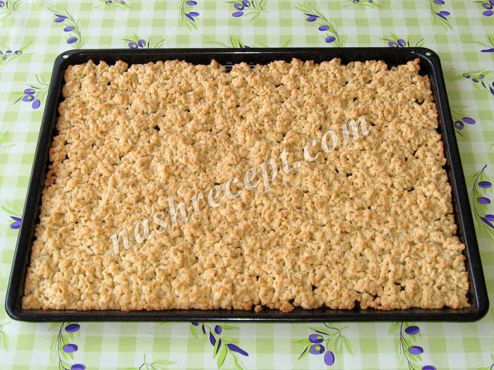"""выпекаем корж для торта """"Муравейник"""" - vypekaem korzh dlya torta """"Muraveynik"""""""