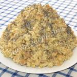 Торт «Муравейник» со сливочным кремом