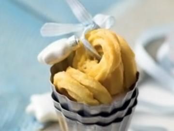 """ванильное печенье """"Веночек"""" - vanilnoe pechenie """"Venochek"""""""