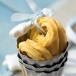 Ванильное печенье «Веночек»