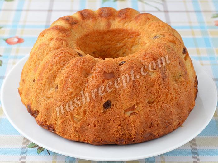 пасхальный кулич в форме веночка - paskhalnyi kulich v forme venochka