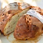 Домашний хлеб с беконом