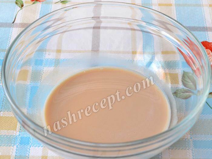 дрожжи для круассанов с шоколадом разводим водой - drozhzhi dlya kruassanov s shokoladom razvodim vodoy