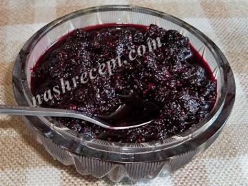 варенье из шелковицы - varenye iz shelkovitsy