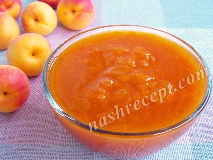 абрикосовое варенье на зиму - abrikosovoe varenye na zimu
