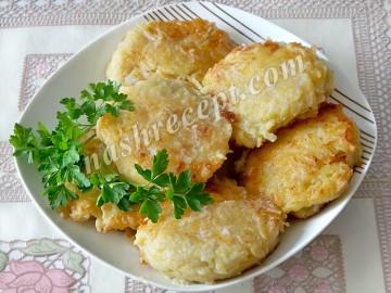 драники с мясом (колдуны) - draniki s myasom (kolduny)
