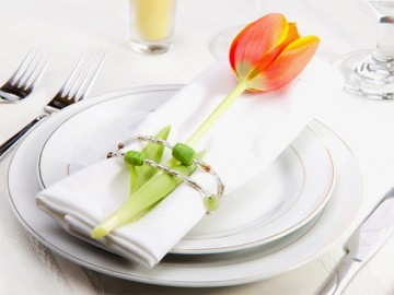 сервировка стола к празднику - servirovka stola k prazdniku