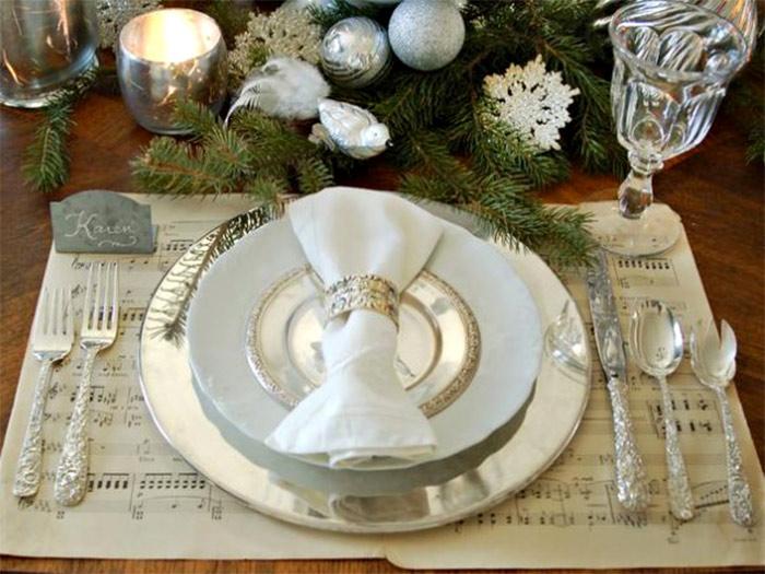 идеи по сервировке стола к празднику - idei po servirovke stola k prazdniku