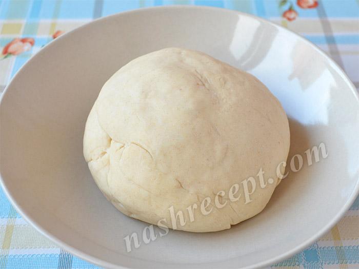 тесто для вареников с мясом