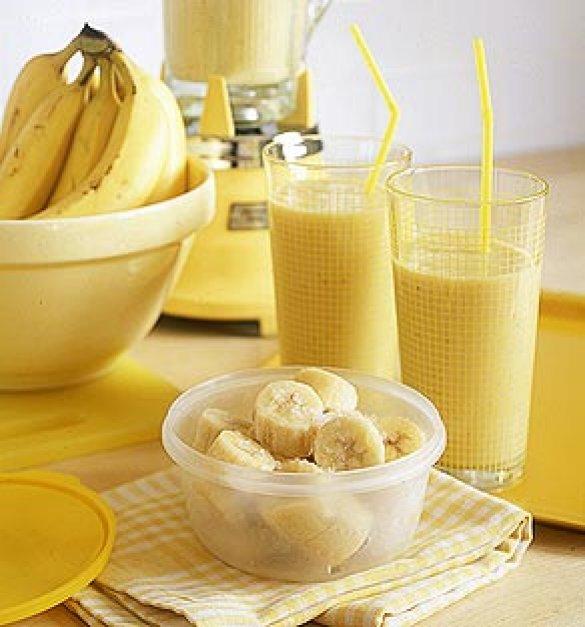 бананы для коктейля - banany dlya kokteylya