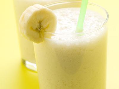 банановый коктейль - bananovyi kokteyl