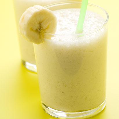 молочно-банановый коктейль - molochno-bananovyi kokteyl