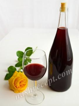 вино из смородины - vino iz smorodiny
