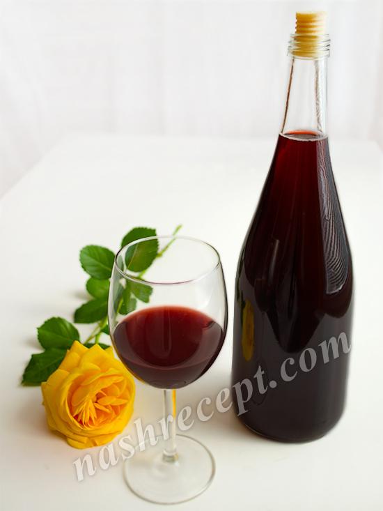 домашнее вино из смородины - domashnee vino iz smorodiny