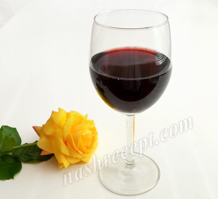 смородиновое вино - smorodinovoe vino