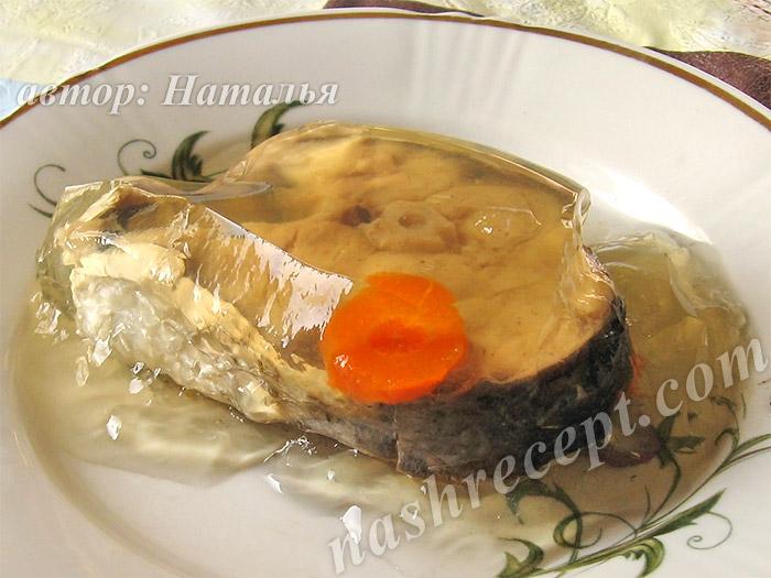 холодец из рыбы (из пеленгаса) - holodets iz ryby (iz pelengasa)