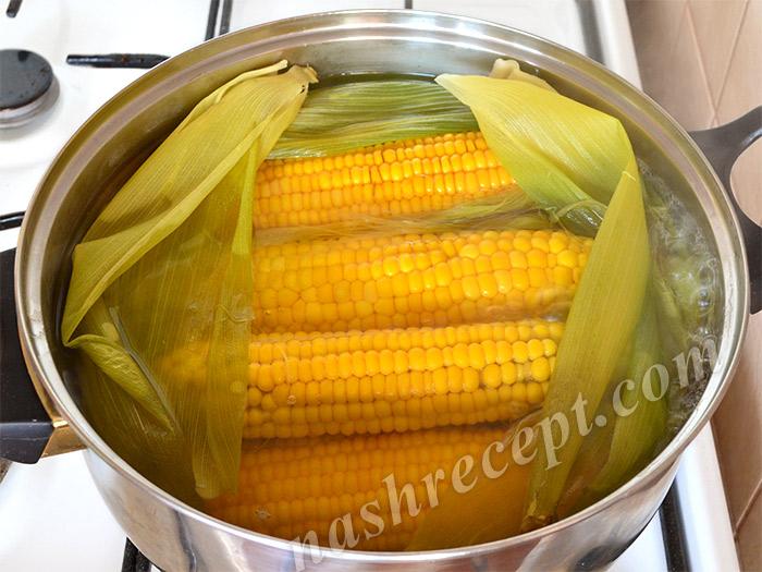 варим кукурузу - varim kukuruzu