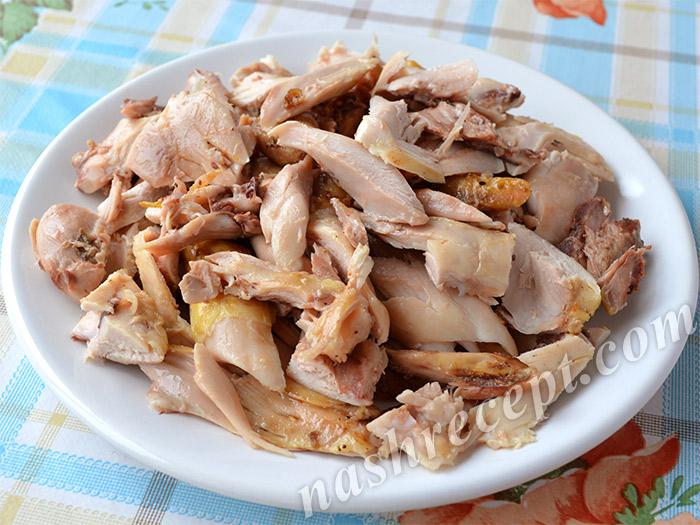 курица для шаурмы