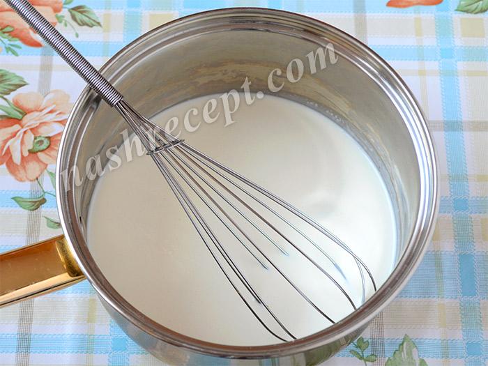 сливки для шоколадной пасхи