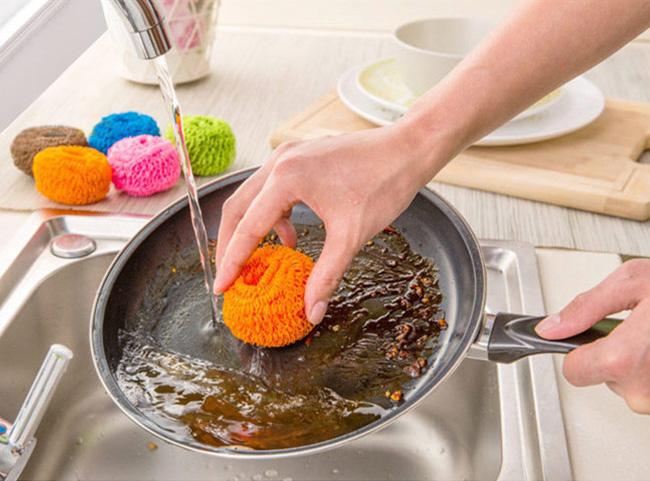 Как очистить сковороду