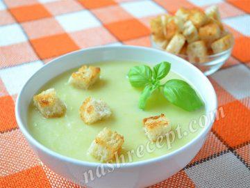суп из лука порея