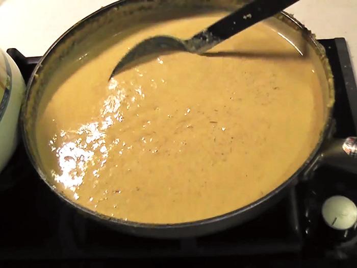 готовый ореховый соус