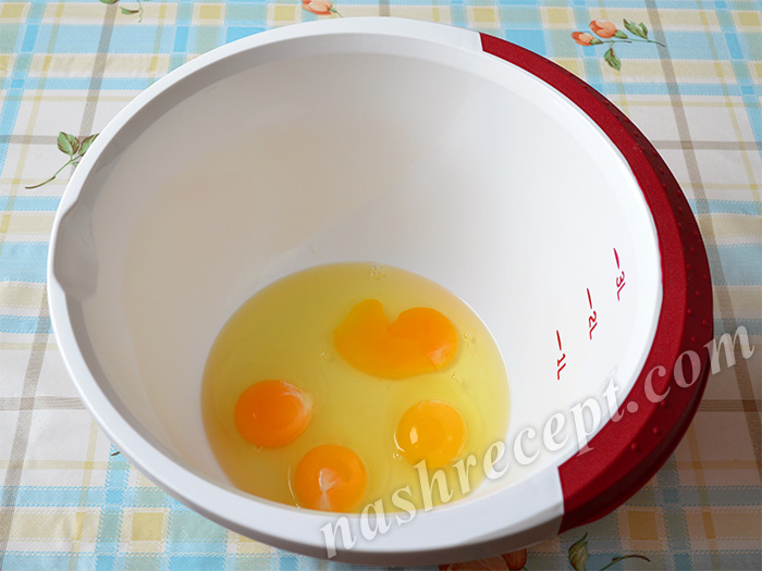 яйца для шоколадных куличей