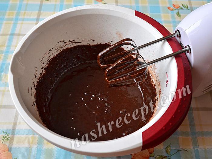 сдоба с какао для шоколадных куличей