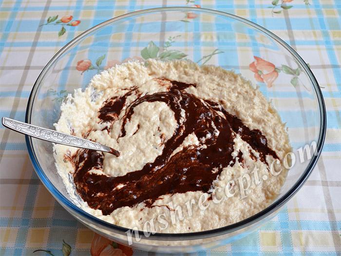 шоколадное тесто и опара для куличей